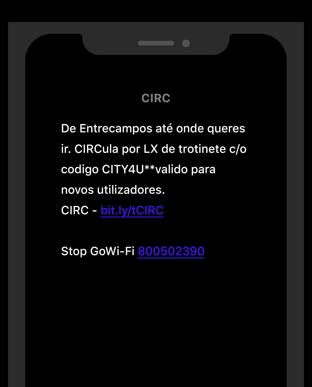SMSCirc